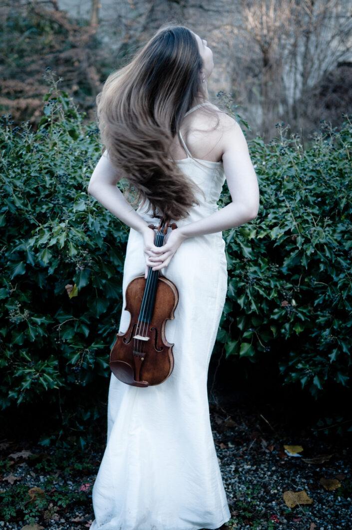 Alexandra Soumm, violoniste